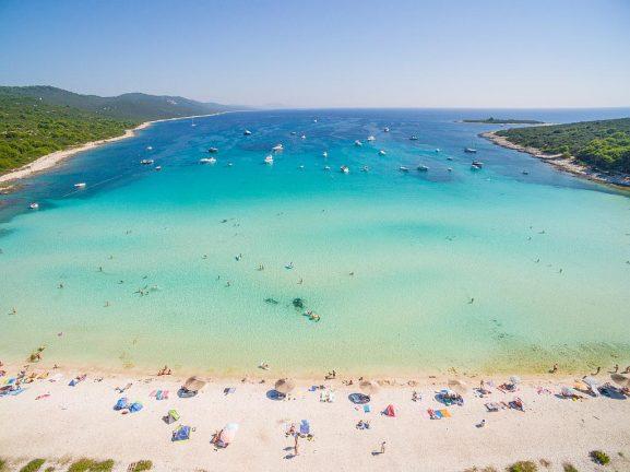 dugi otok sakarun beach