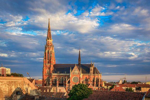 Osijek cathedral